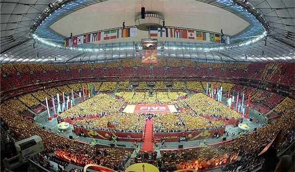 Сегодня стартует чемпионат мира (Фото: fivb.org)