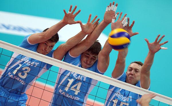 Волевая победа над «Прикамьем» (Фото: Р.Кручинин)