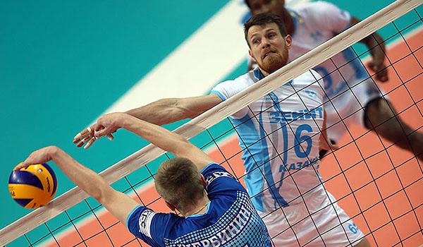Первый матч за Казанью (Фото: Р.Кручинин)