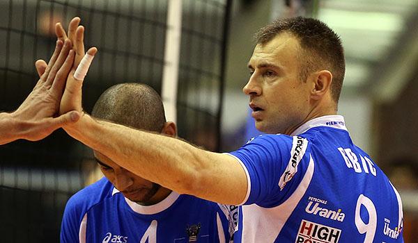 Грбич: Я желаю Лукашу удачи! (Фото: Р.Кручинин)