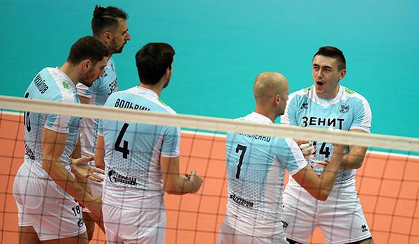 «Зенит-Казань» одержал 60-ю подряд победу в суперлиге (Фото: Р.Кручинин)