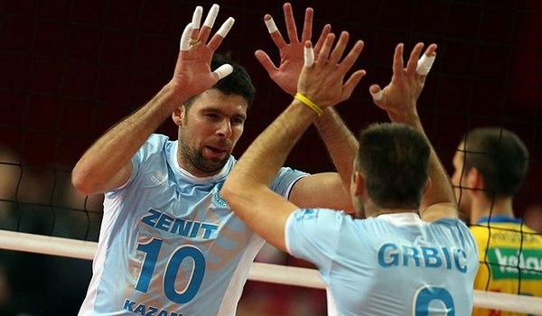 «Зенит» расстаётся с четырьмя игроками (Фото: Р.Кручинин)