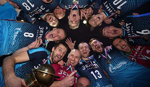 Казанский «Зенит» – обладатель Кубка России-2017 (Фото: Р.Кручинин)