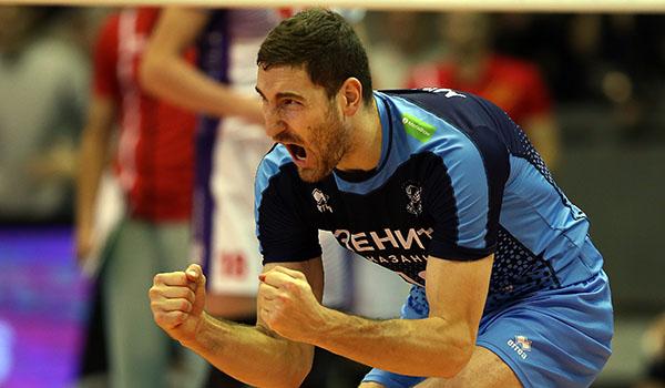 Михайлов: Если привыкнешь к победам, то сразу перестанешь побеждать (Фото: Р.Кручинин)