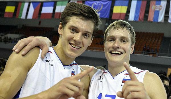 Полетаев и Сурмачевский – чемпионы Европы! (Фото: cev.lu)