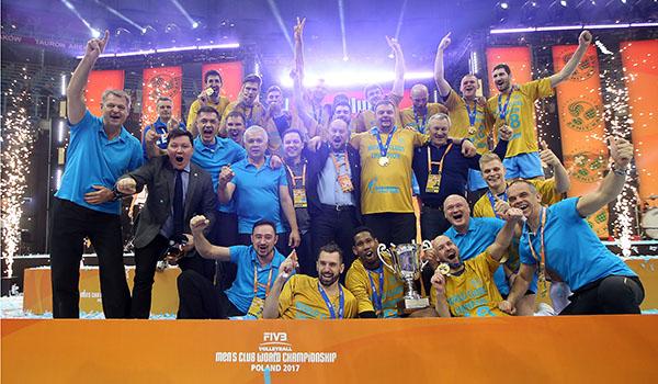 Казанский «Зенит» – сильнейший клуб мира! (Фото: Р.Кручинин)
