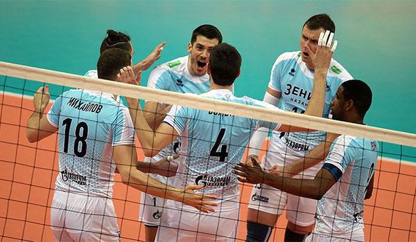 Третья в сезоне победа над «Кузбассом» (Фото: Р.Кручинин)