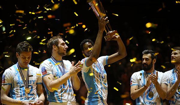 «Зенит» – победитель Лиги чемпионов! (Фото: Р.Кручинин)