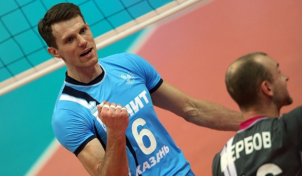 Сивожелез продлил контракт с «Зенитом» (Фото: Р.Кручинин)
