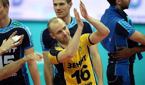 Вербов провел 150-й матч за «Зенит» (Фото: Р.Кручинин)