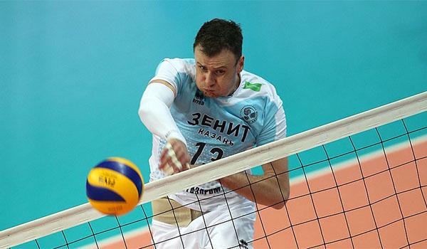 «Зенит» в трех партиях обыграл «Нефтяник» (Фото: Р.Кручинин)