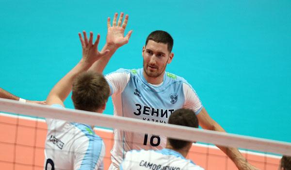 Казанцы вырвали победу у «Динамо». Мужики! (Фото: Р.Кручинин)
