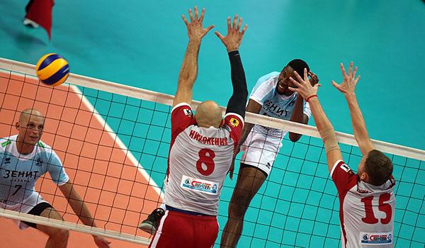 Обыграли «Ярославич» в трех сетах (Фото: Р.Кручинин)