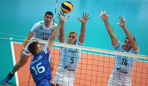 «Зенит-Казань» продолжил победную серию (Фото: Р.Кручинин)