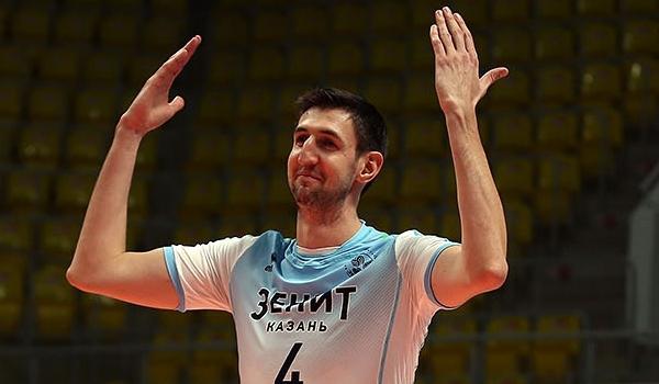 Вольвич провёл 100-й матч за «Зенит-Казань» (Фото: Р.Кручинин)