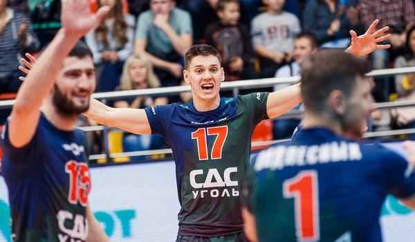 Фото: kuzbass-volley.ru