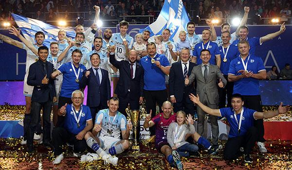 «Зенит-Казань» добавил в коллекцию 7-й Суперкубок России (Фото: Р.Кручинин)