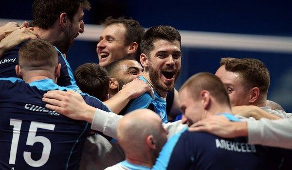 «Дальше будет только лучше!» Игроки «Зенита» – о победе в Кубке России (Фото: Р.Кручинин)