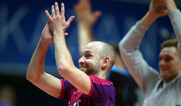 Вербов проводит прощальный сезон в качестве игрока (Фото: Р.Кручинин)