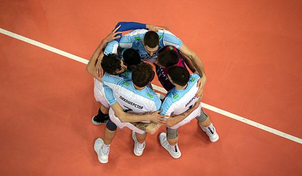 «Зенит-Казань» – в полуфинале чемпионата России (Фото: Р.Кручинин)