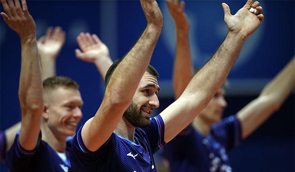 «Зенит-Казань» нанёс первое в сезоне поражение «Динамо» (Фото: Р.Кручинин)
