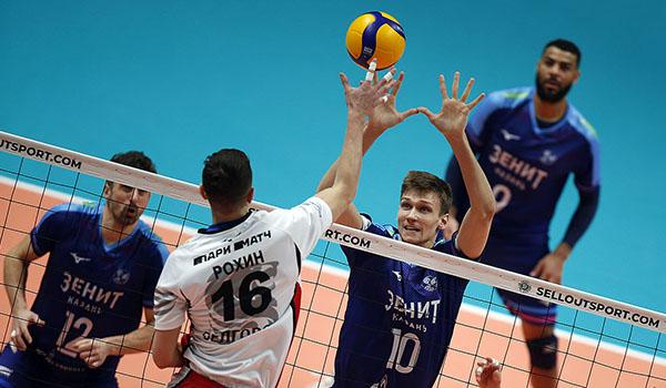 «Сухая» победа над «Белогорьем» (Фото: Р.Кручинин)