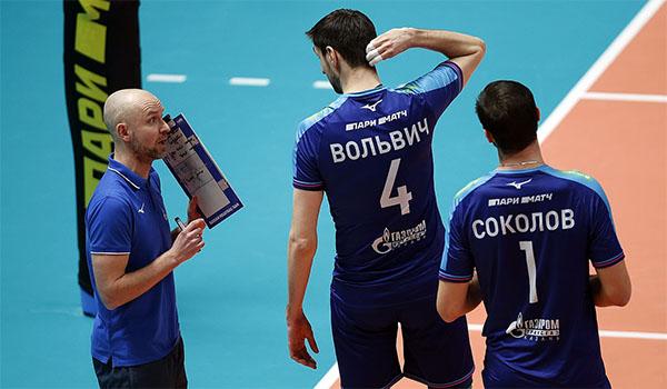 «Зенит» завершил регулярный чемпионат на втором месте (Фото: Р.Кручинин)