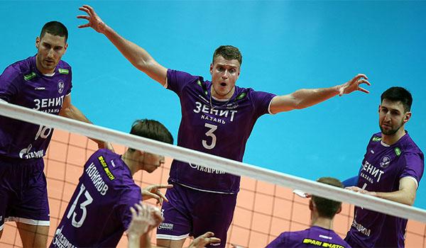 «Зенит-Казань» выиграл ещё один матч в формате «два в одном» (Фото: Р.Кручинин)