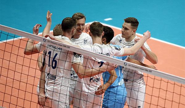Завершили групповой этап победой над «Любляной» (Фото: Р.Кручинин)