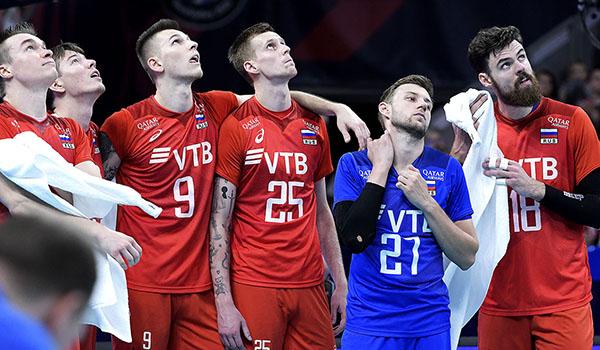 Российские волейболисты проиграли Польше в четвертьфинале Евро (Фото: CEV)