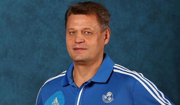 Серебренников: Я еще не изжил в себе игрока (Фото: Р.Кручинин)