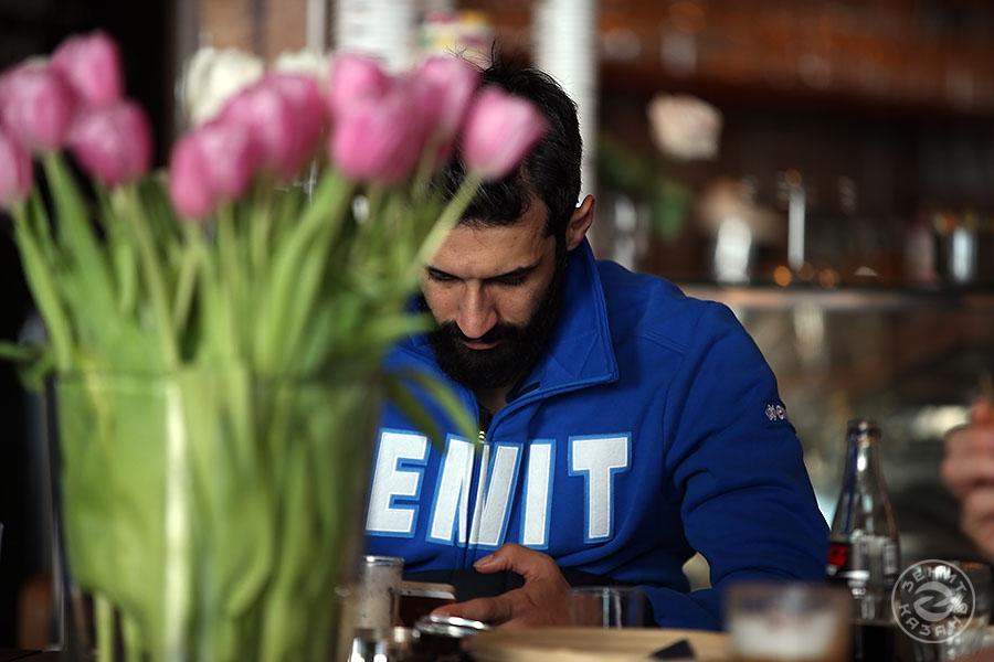 Саид Маруф (Фото: Роман Кручинин)<br />Полная фотогалерея: <a href='?id_players=205'>Саид Маруф</a>