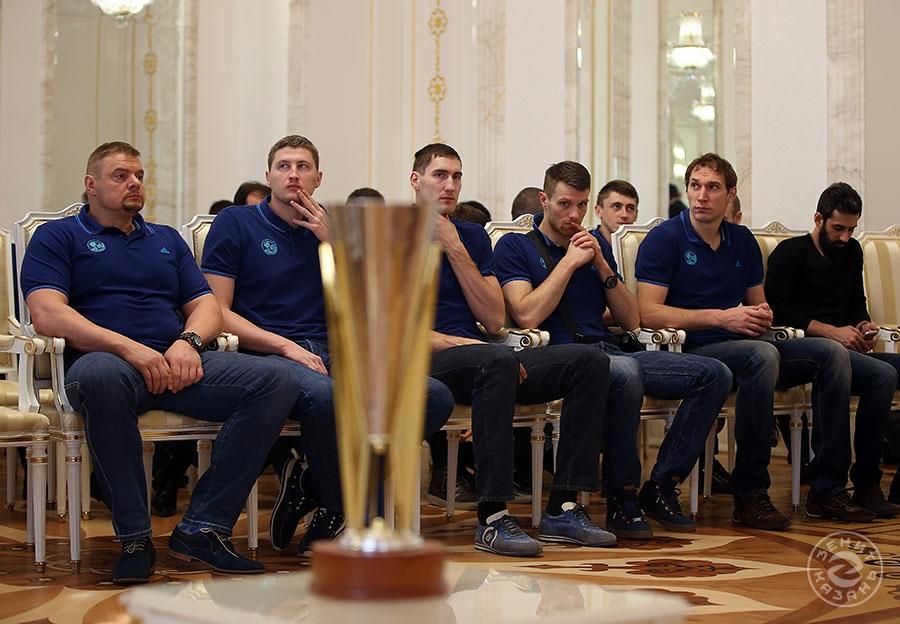Zenit-Kazan (Author: Roman Kruchinin)<br />Photoalbum: <a href='?id_players=33'>Vladimir Alekno </a>