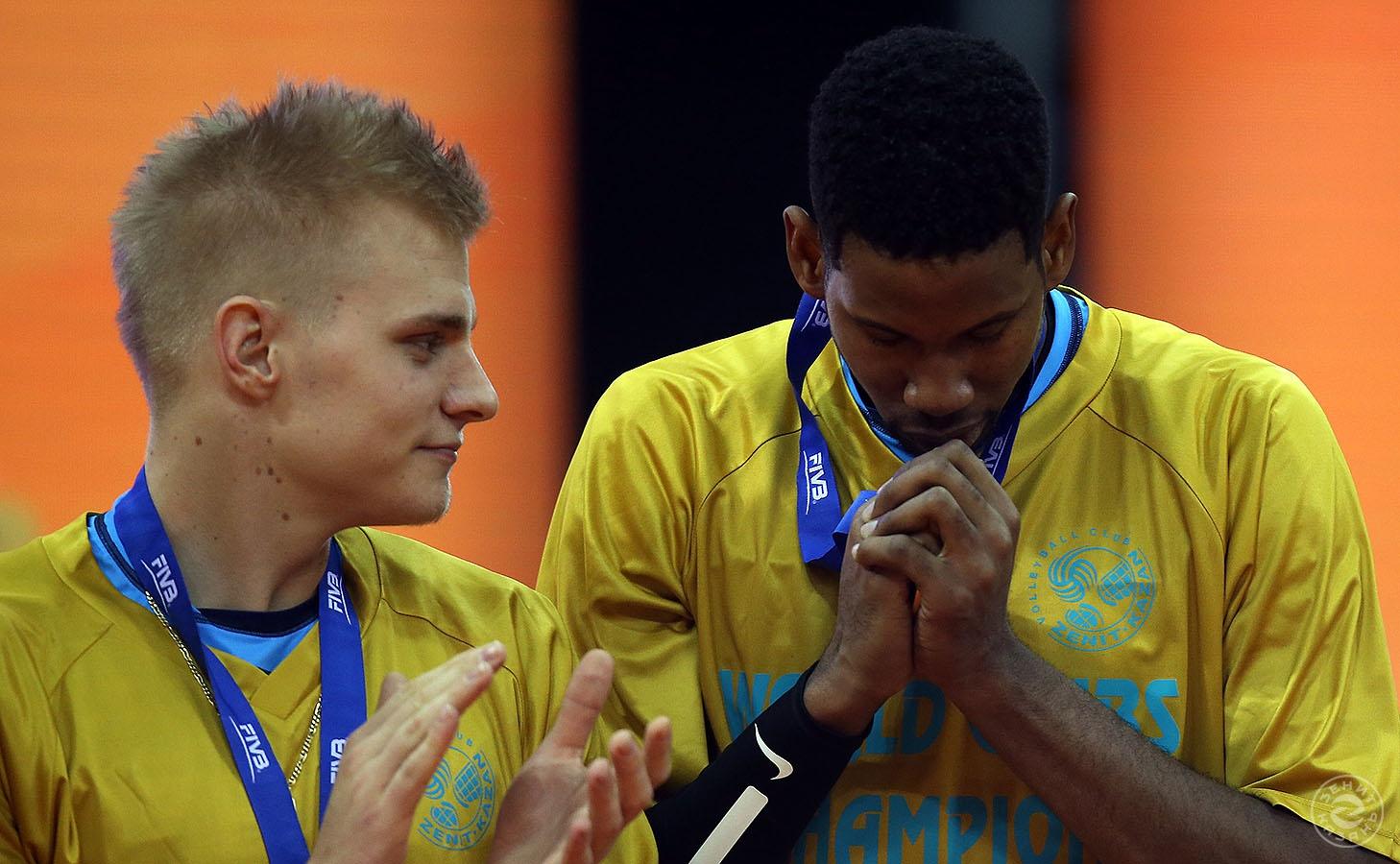 Казанский «Зенит» стал победителем клубного чемпионата мира поволейболу