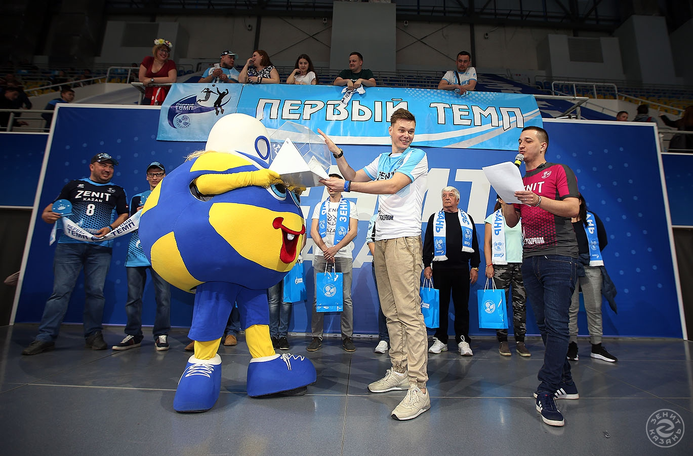 Official Site Vc Zenit Kazan Media Photogallery Zenit Kazan Kuzbass 1 3
