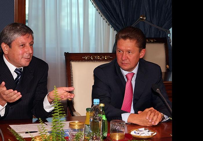 Рафкат Кантюков и Алексей Миллер