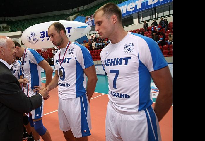 Валентин Жуков, Алексей Черемисин и Максим Пантелеймоненко