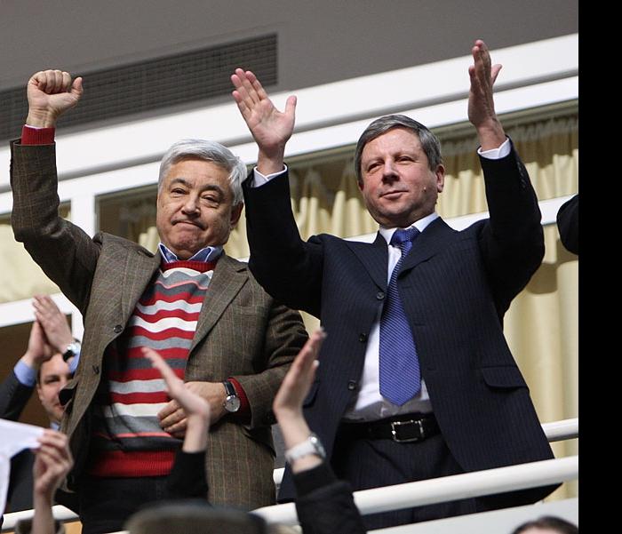 Фарид Мухаметшин и Рафкат Кантюков