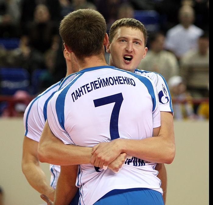 Николай Апаликов и Максим Пантелеймоненко