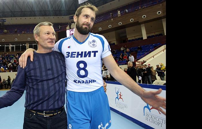 Ильхам Рахматуллин и Сергей Тетюхин