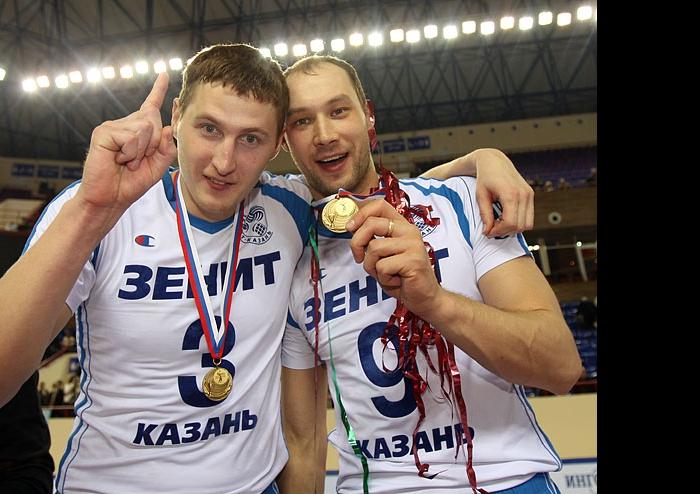 Николай Апаликов и Алексей Черемисин