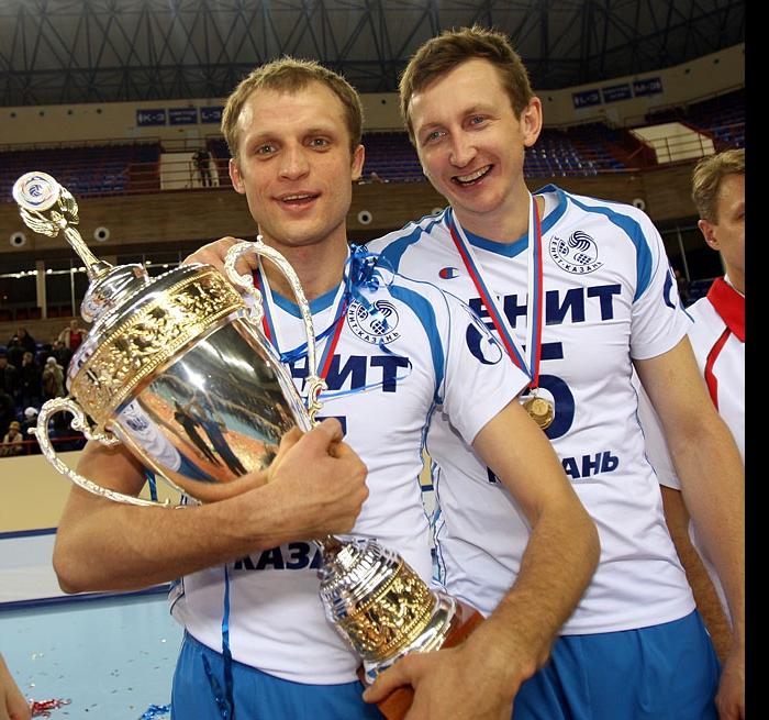 Максим Пантелеймоненко и Александр Богомолов