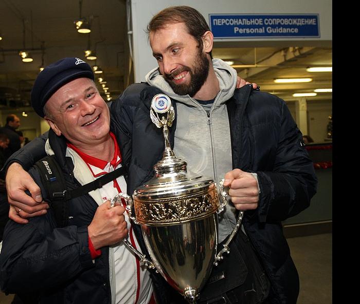 Рамис Шириязданов и Сергей Тетюхин