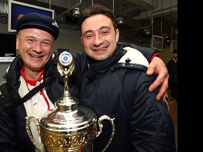 Рамис Шириязданов и Минсур Мухаметзанов