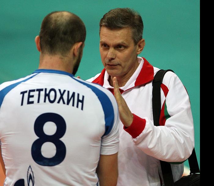 Сергей Алексеев и Сергей Тетюхин