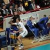 Максим Михайлов пытается спасти мяч