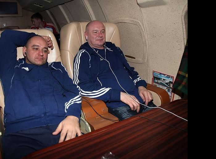 Юрий Трегубов и Рамис Шириязданов
