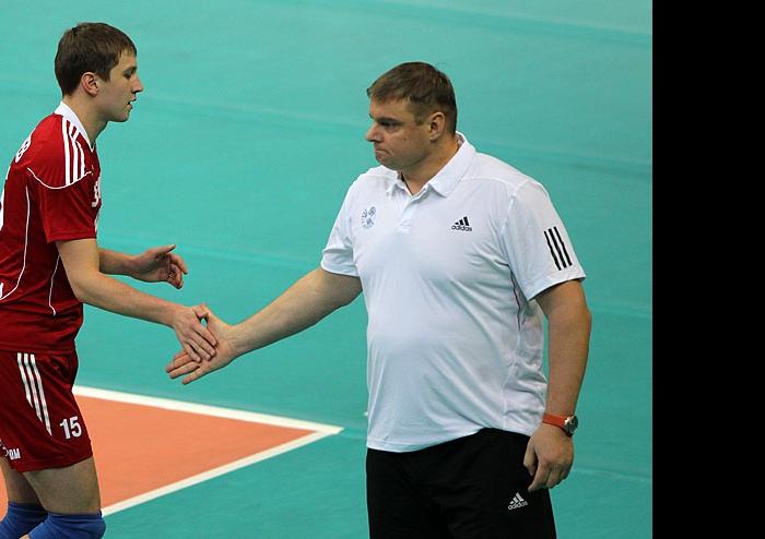 Алексей Обмочаев и Владимир Алекно