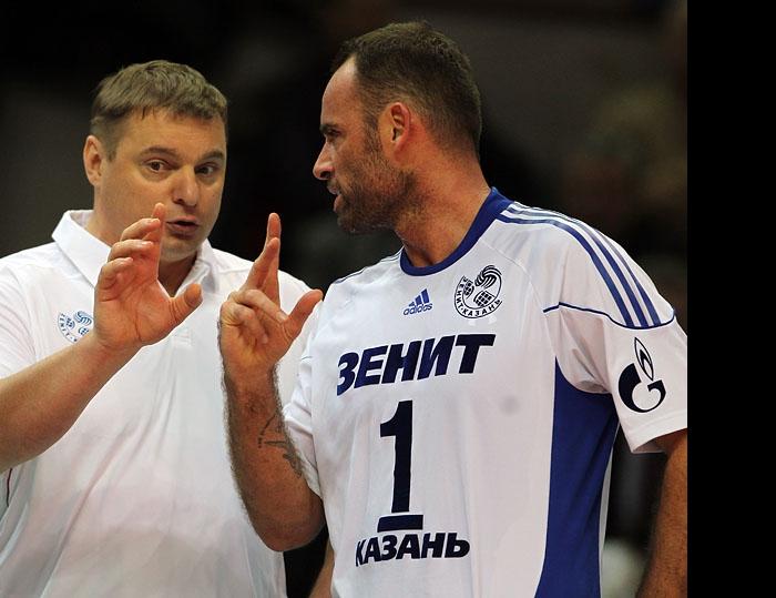 Владимир Алекно и Ллой Болл