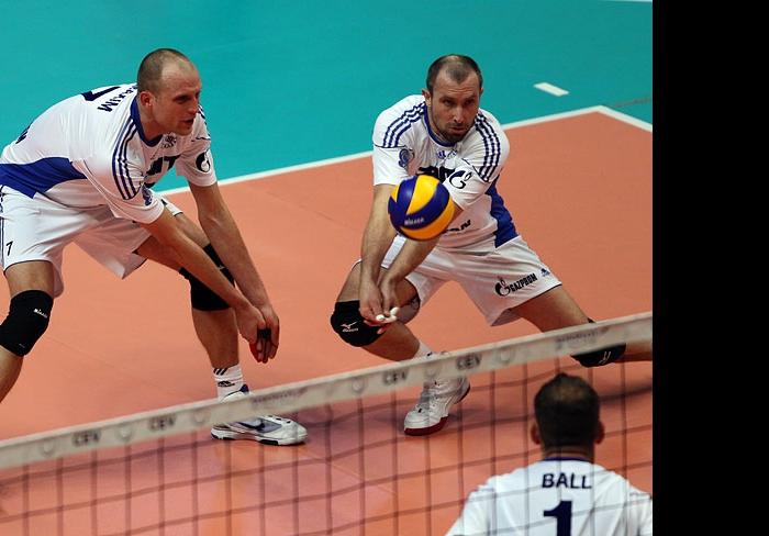 Максим Пантелеймоненко и Сергей Тетюхин